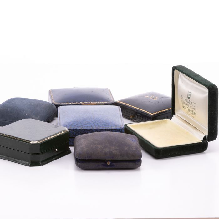 Antique & Vintage Jewellery Boxes - Image 5 of 8