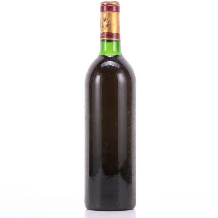 Chateau Belgrave 1980 Wine - Haut-Médoc - 1 Bottle (0.75L) - Image 2 of 3