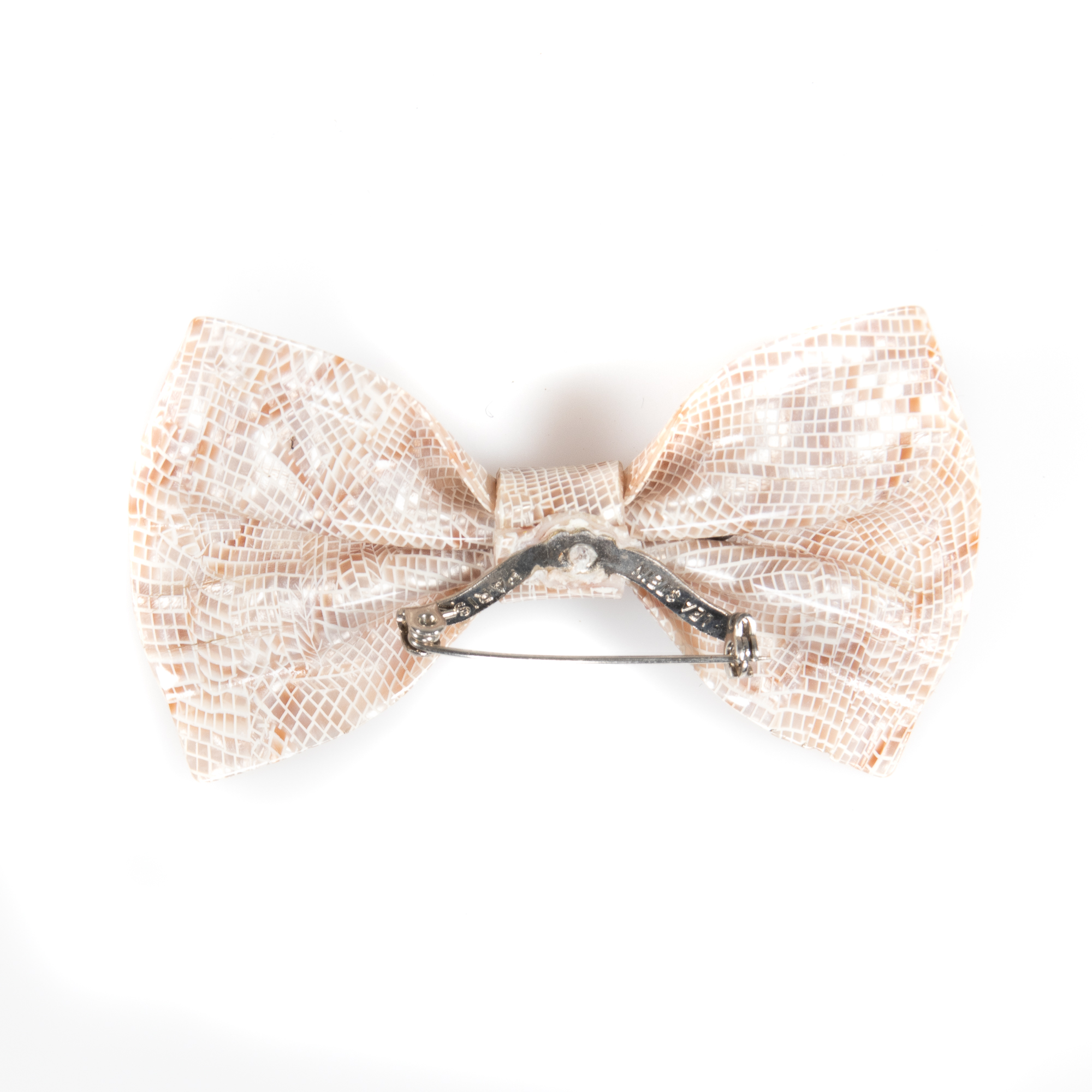 Lea Stein Signed Paris Bakelite Designer Brooch - Image 4 of 6