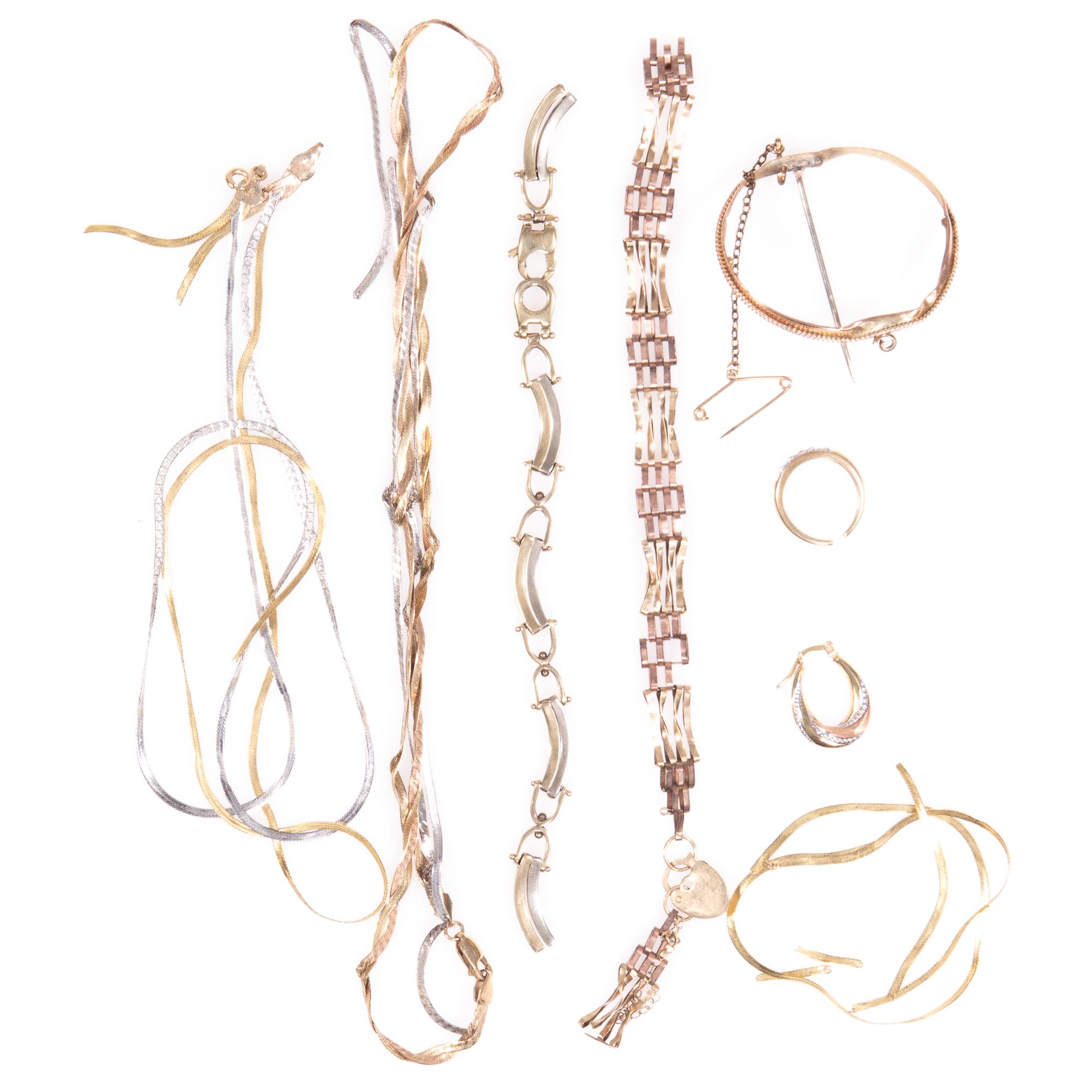 26 grams Scrap Gold Jewellery