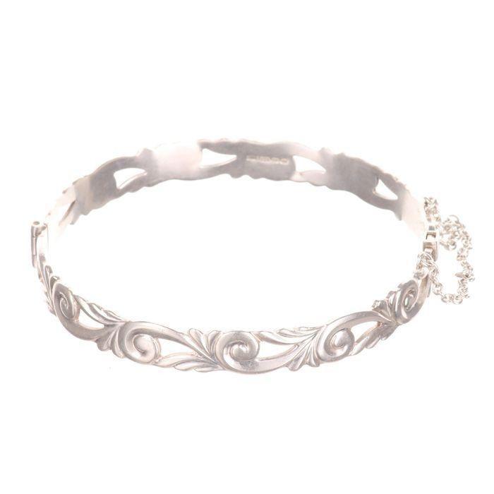 Silver Bracelet - Image 5 of 5