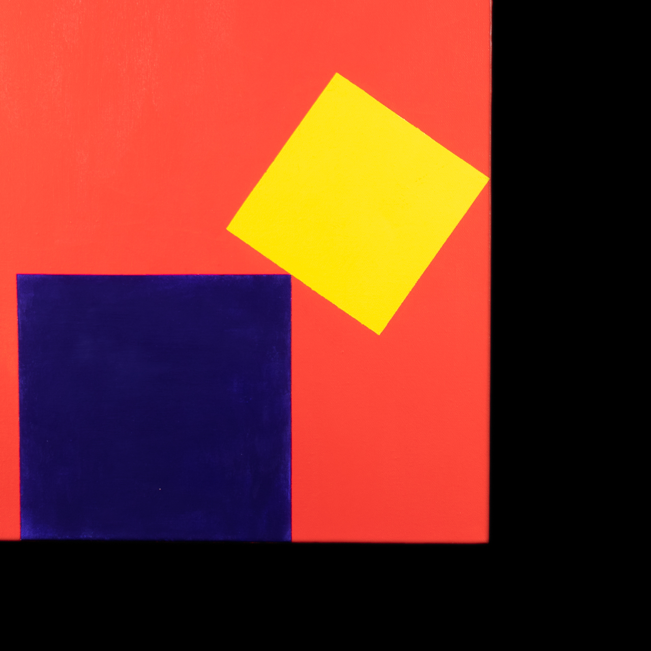 Pair of Contemporary Abstract Paintings Jacob Lloyds - Image 3 of 13
