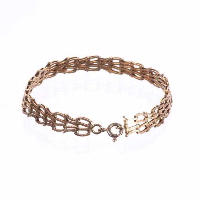 9ct Gold Bracelet - Image 6 of 6