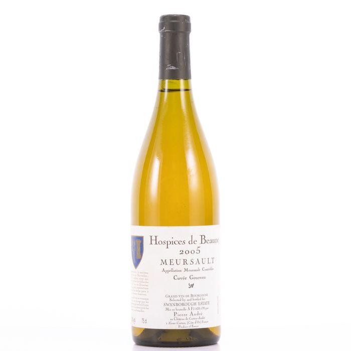 Hospices de Beaune 2005 Wine - Meursault - 1 Bottle (0.75L)