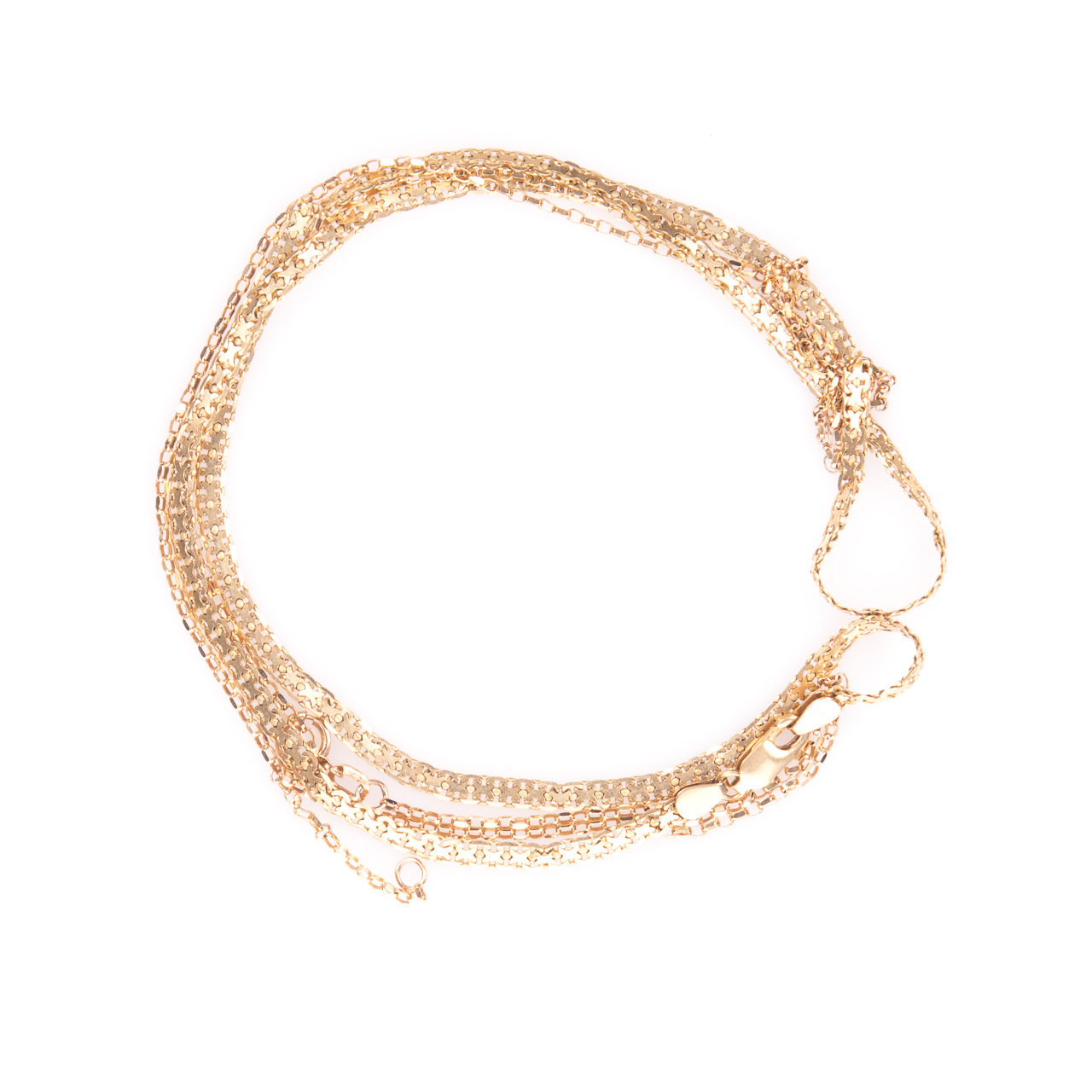 14ct Gold Necklace - Image 2 of 2