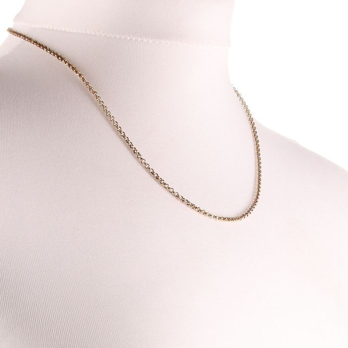 9ct Gold Necklace - Image 2 of 4