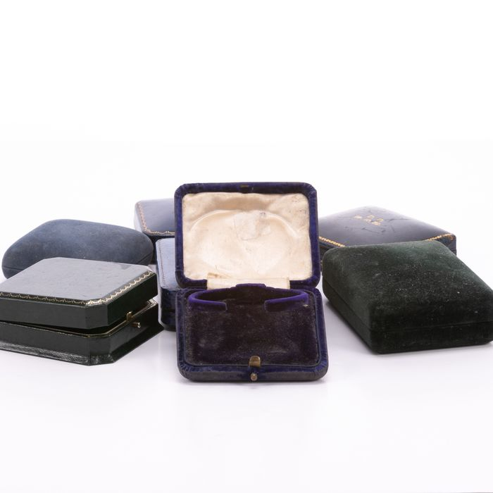 Antique & Vintage Jewellery Boxes - Image 3 of 8