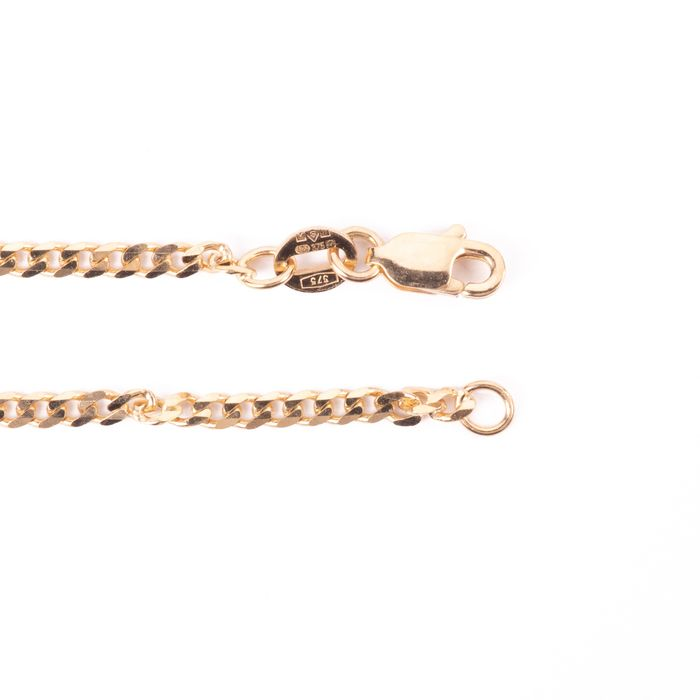 9ct Gold Necklace - Image 4 of 4