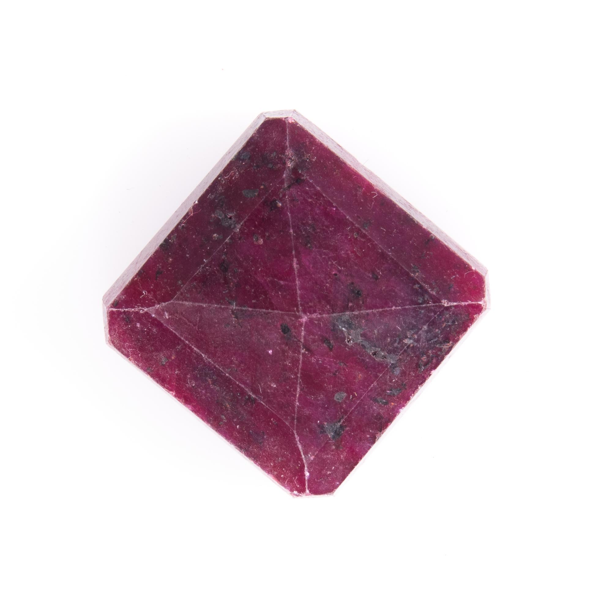 127ct Ruby Gemstone