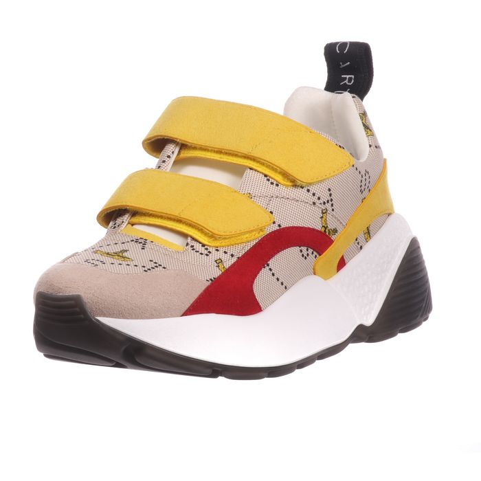"""Stella McCartney - Eclypse Yellow Submarine - Beatles """"All Together Now"""" Collection - Sneakers - Siz - Image 9 of 9"""