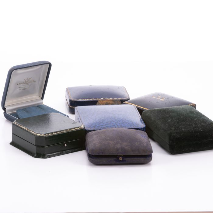 Antique & Vintage Jewellery Boxes - Image 8 of 8