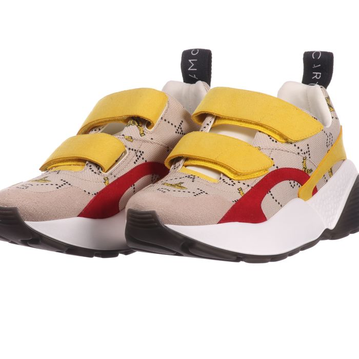"""Stella McCartney - Eclypse Yellow Submarine - Beatles """"All Together Now"""" Collection - Sneakers - Siz - Image 2 of 9"""