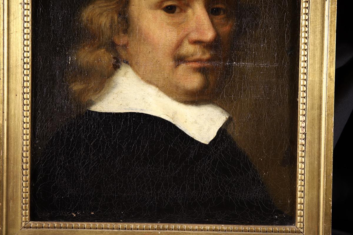 XVII Old Master Portrait - Cardinal - Image 6 of 12