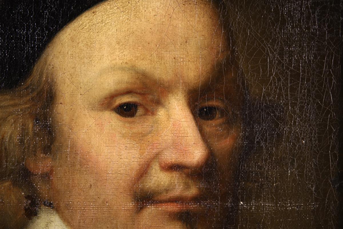 XVII Old Master Portrait - Cardinal - Image 7 of 12