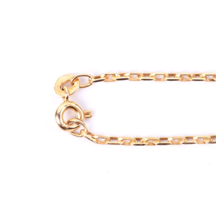 9ct Gold Necklace - Image 4 of 5