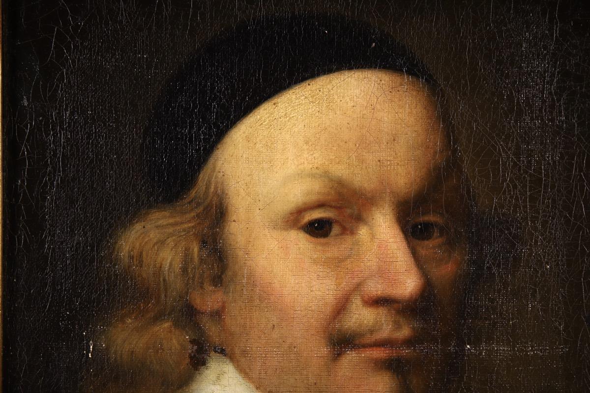 XVII Old Master Portrait - Cardinal - Image 3 of 12