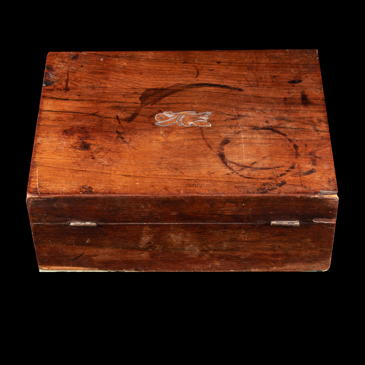 Jewellery Box with Mother of Pearl Inlay - Image 3 of 5