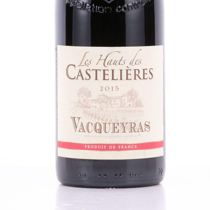 Les Hauts des Castelieres Wine - Vacqueyras - 2 Bottles (0.75L) - Image 2 of 4
