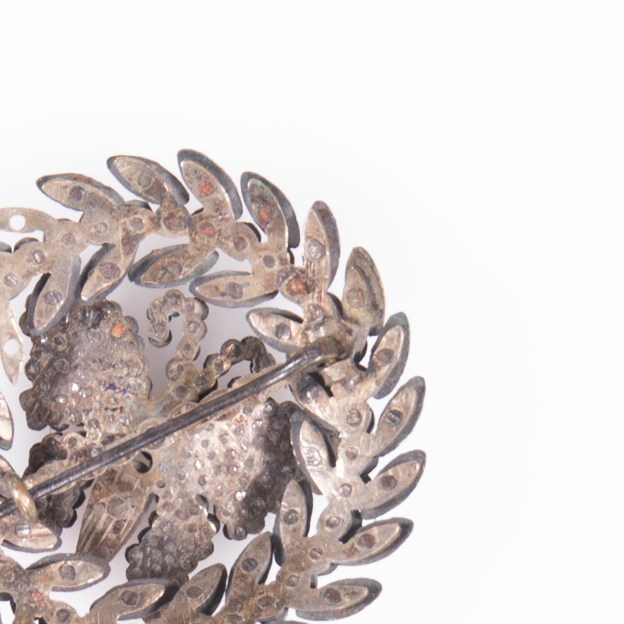 Georgian Cut Steel Butterfly Brooch - Image 5 of 6