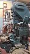 American Can Company can seamer model DSC 400 can closer
