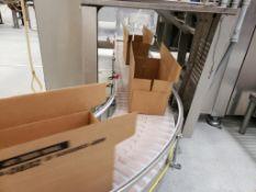 table top belt conveyor