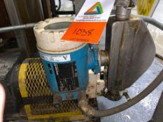 Endress+Hauser flow meter, 1 in.