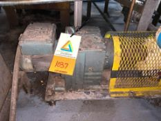 positive displacement pump, SEW motor and drive, 1 in.