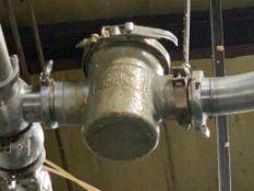 Eriez 3 in. magnet