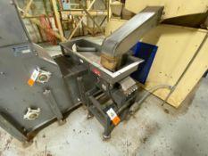 Eriez vibratory conveyor, 48 in. x 16 in.