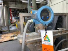 Endress+Hauser flow meter