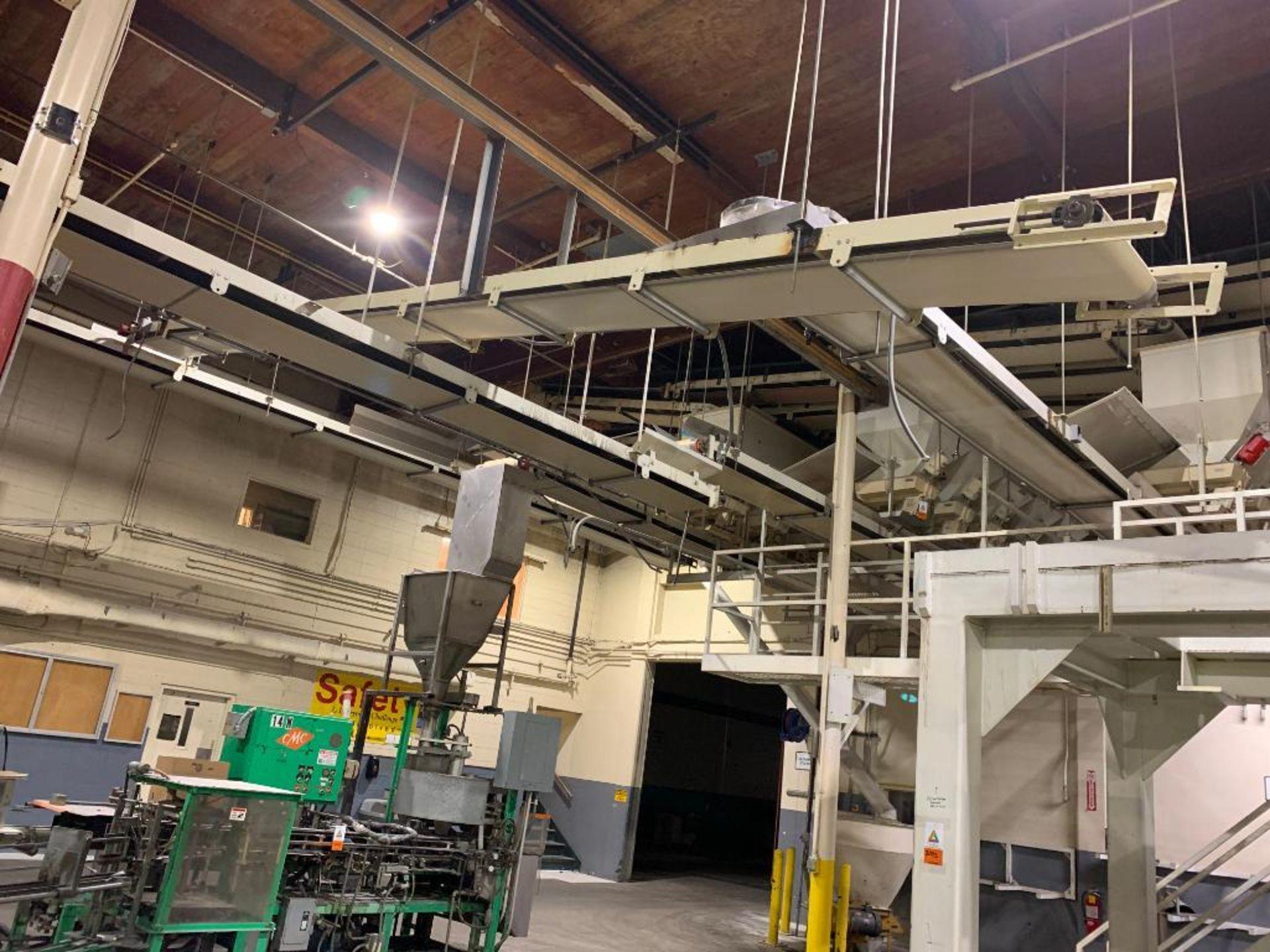 Aseeco mild steel decline conveyor