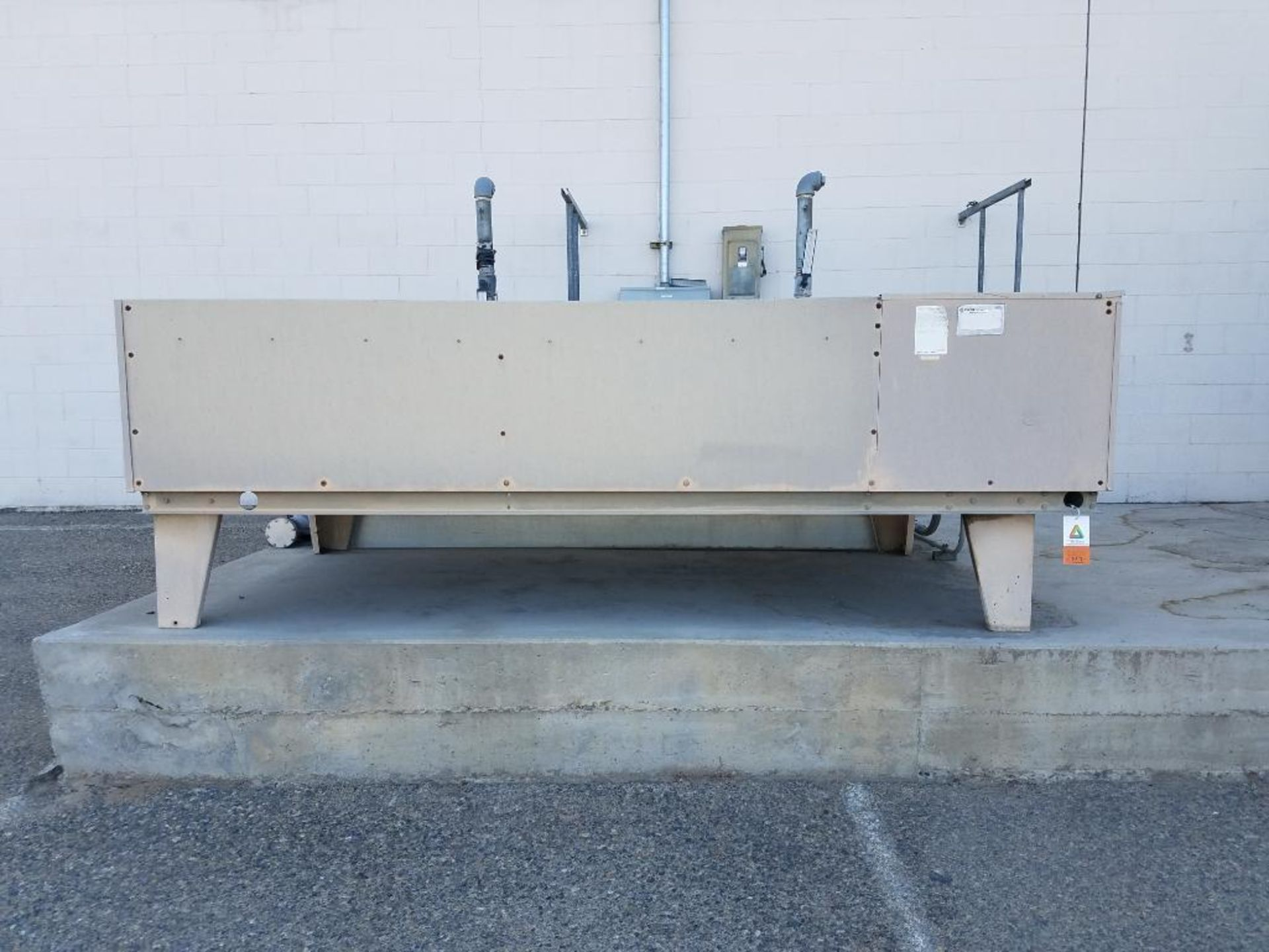 York water chiller - Image 2 of 8