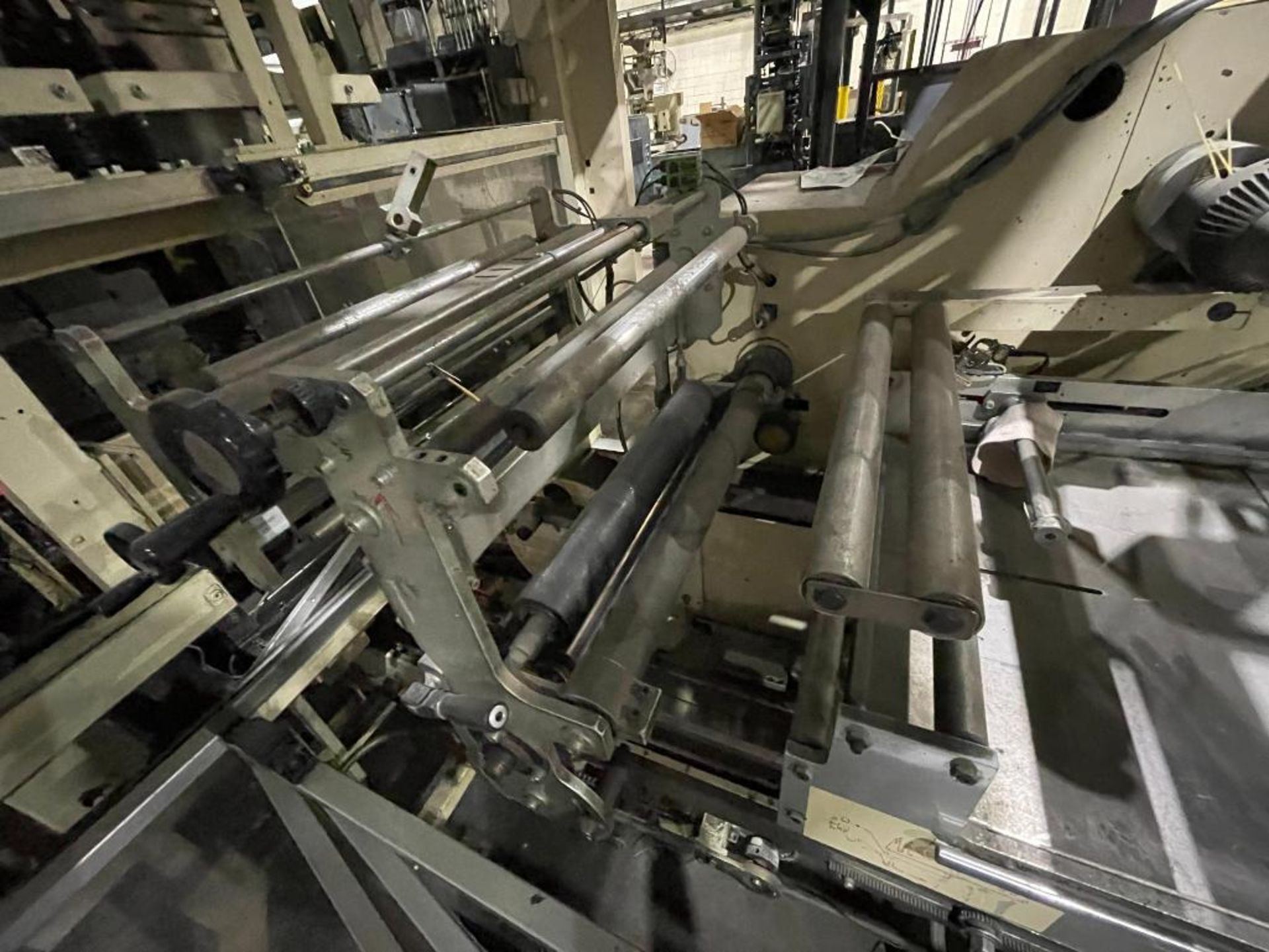 Stiavelli long goods horizontal flow wrapper - Image 19 of 53