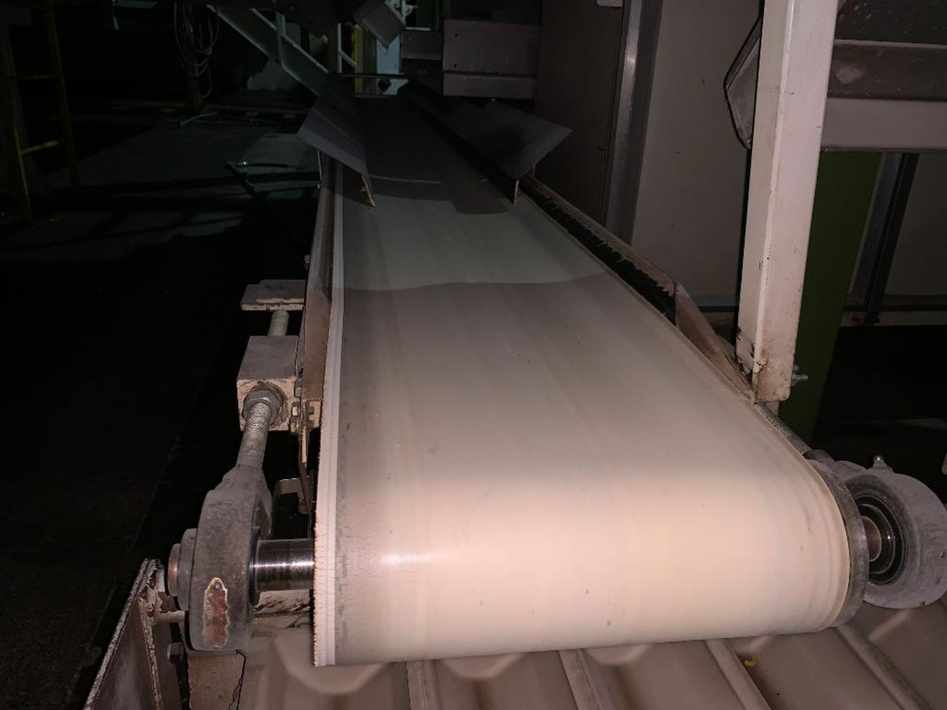 mild steel belt conveyor - Image 7 of 9