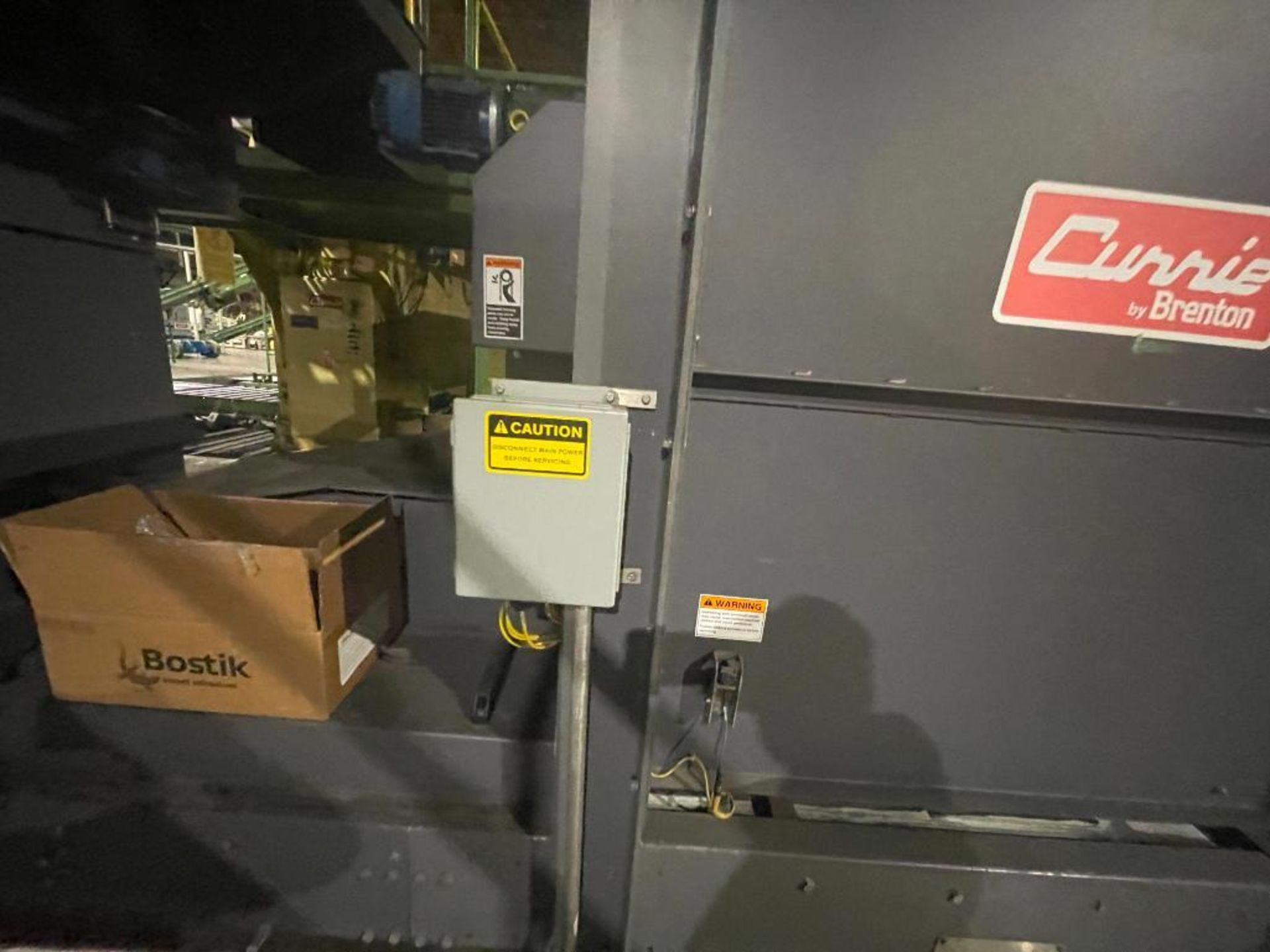 2008 Currie top to bottom palletizer, model PALLETIZER, sn 3348 - Image 6 of 28