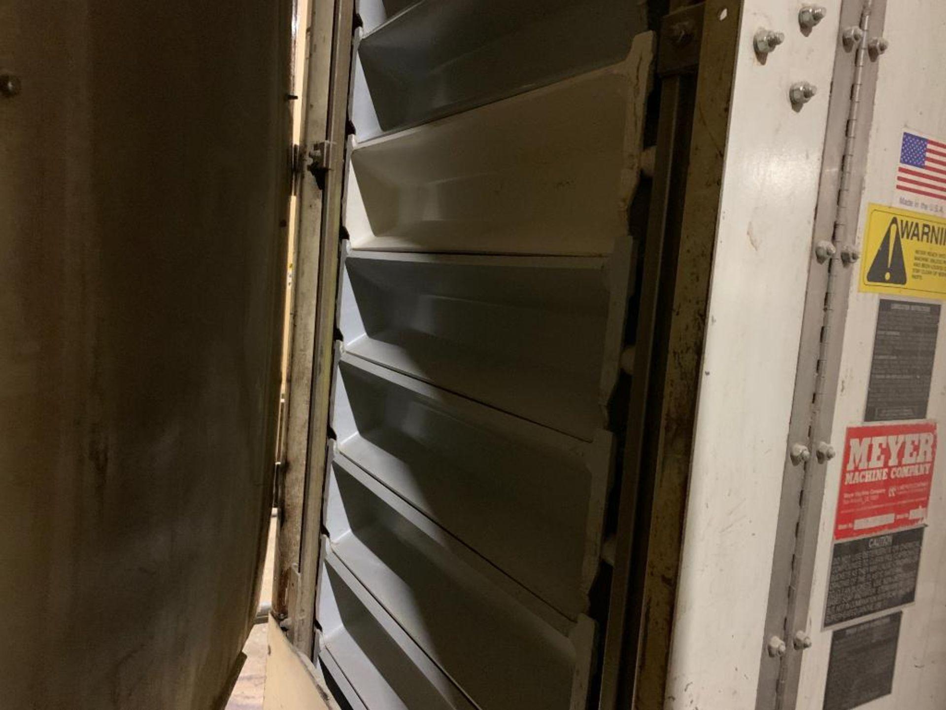 Meyer overlapping bucket elevator, model PA462-24-S - Image 7 of 13