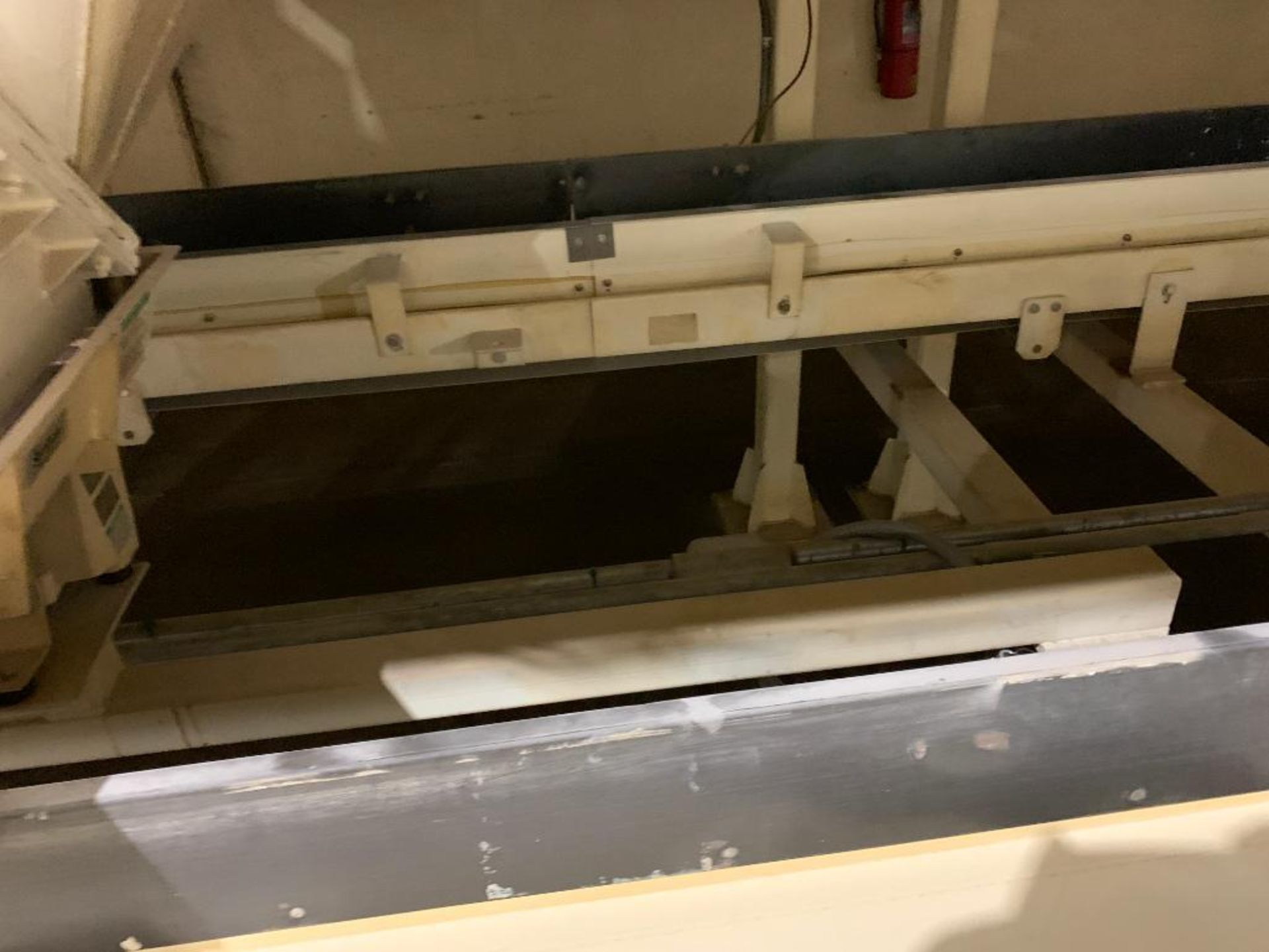 Aseeco mild steel cone bottom bulk storage bin - Image 8 of 22