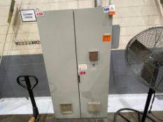 ABB voltage regulator cabinet