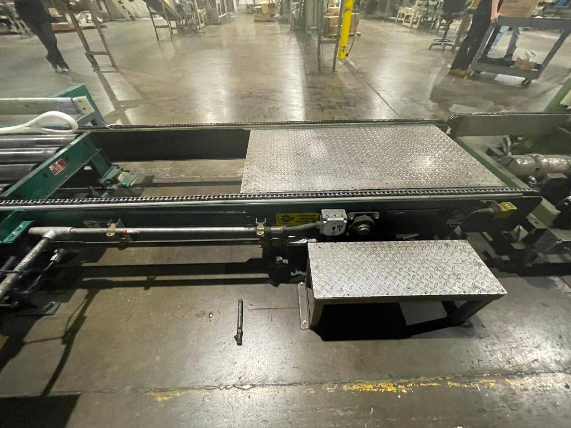 Automated Conveyor Systems full pallet conveyor - Image 7 of 12