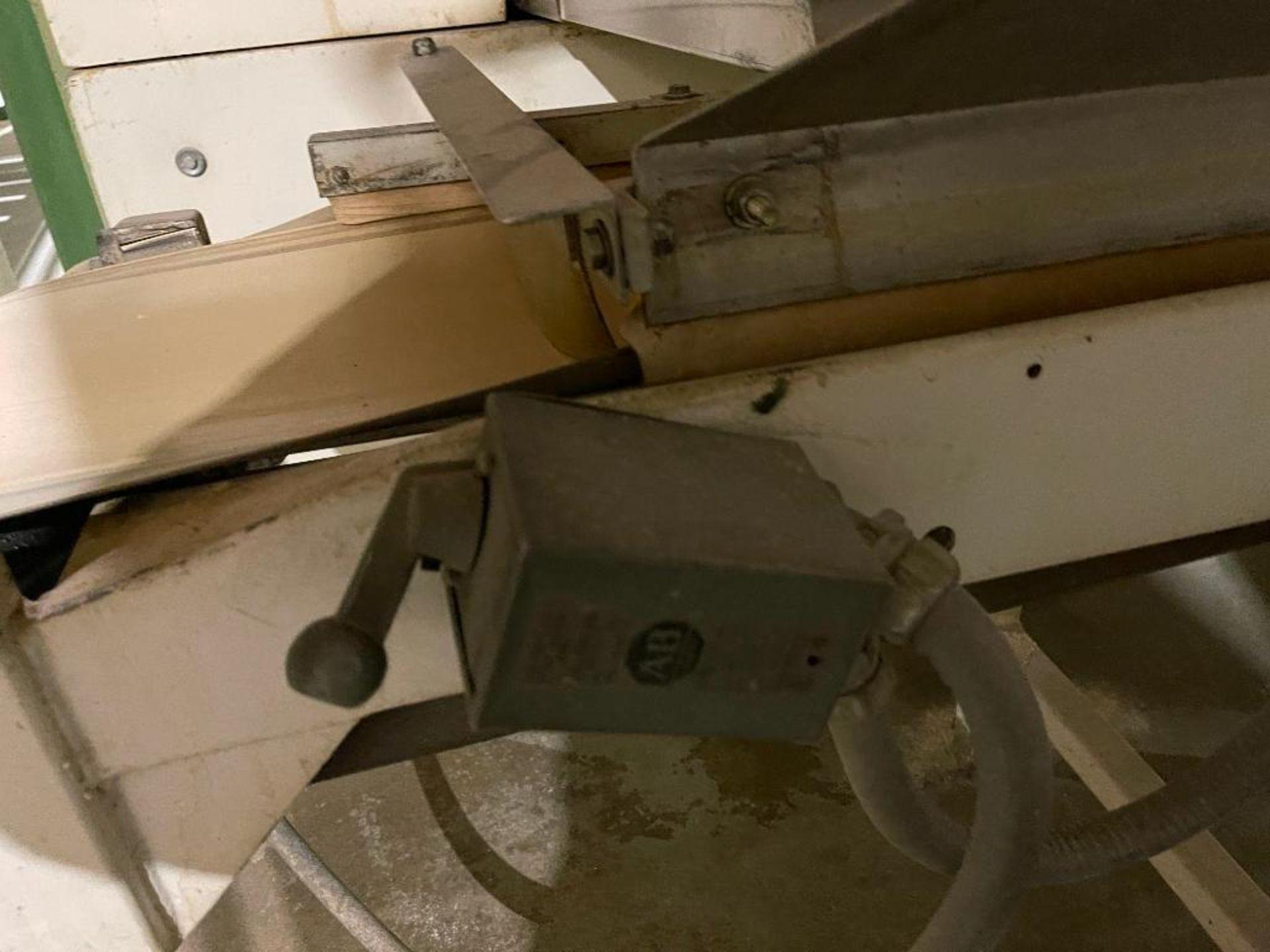 mild steel belt conveyor - Image 8 of 16