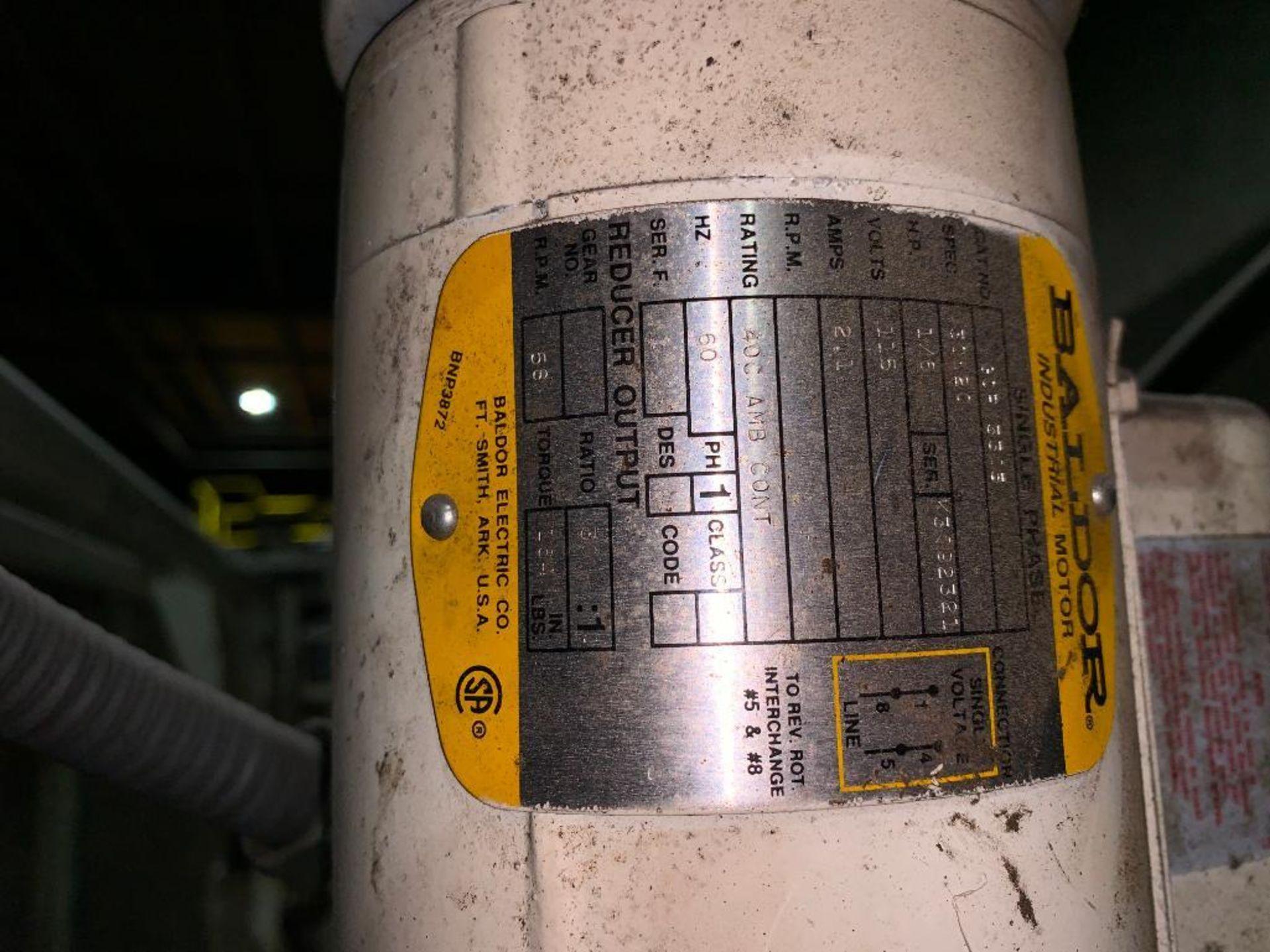 Salwasser case erector and case packer, model L41 - Image 10 of 45