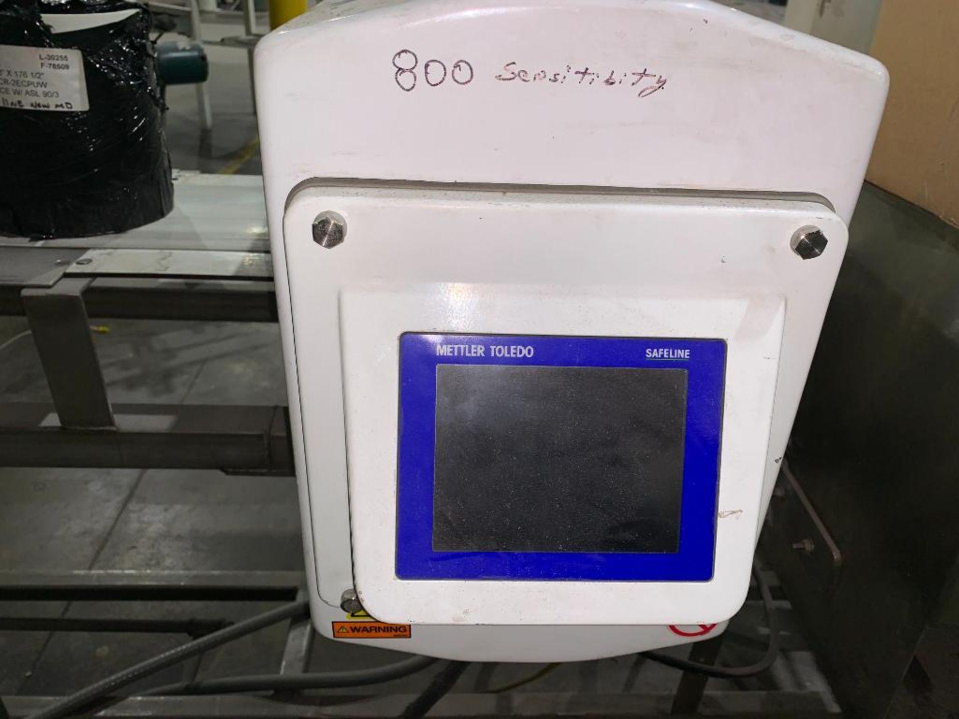 Mettler Toledo metal detector - Image 10 of 24