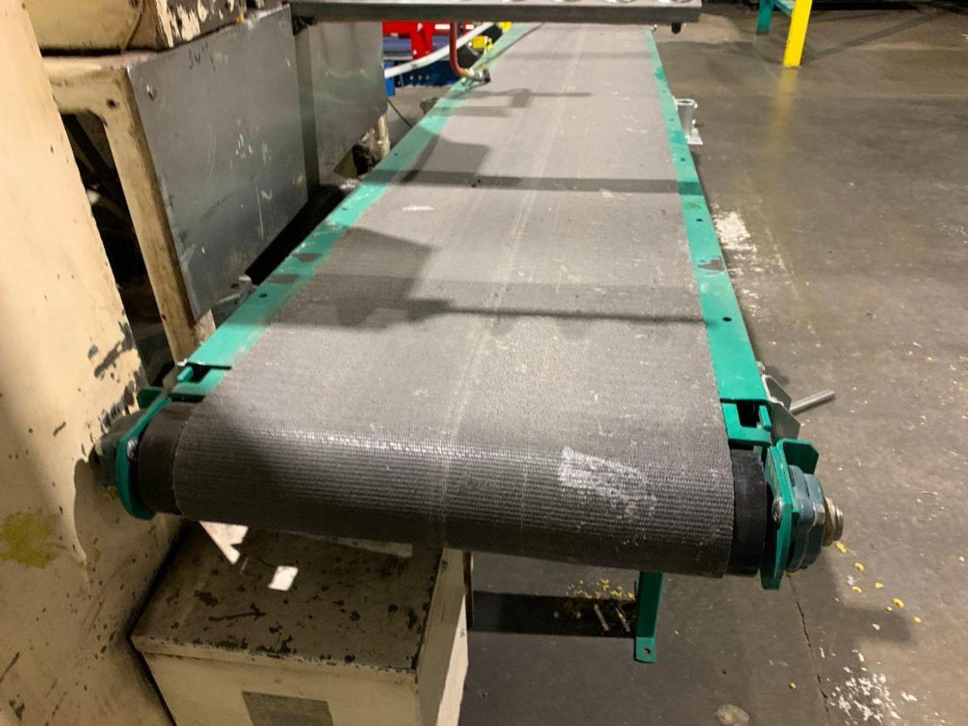 Automated Conveyor Systems mild steel conveyor - Image 4 of 9