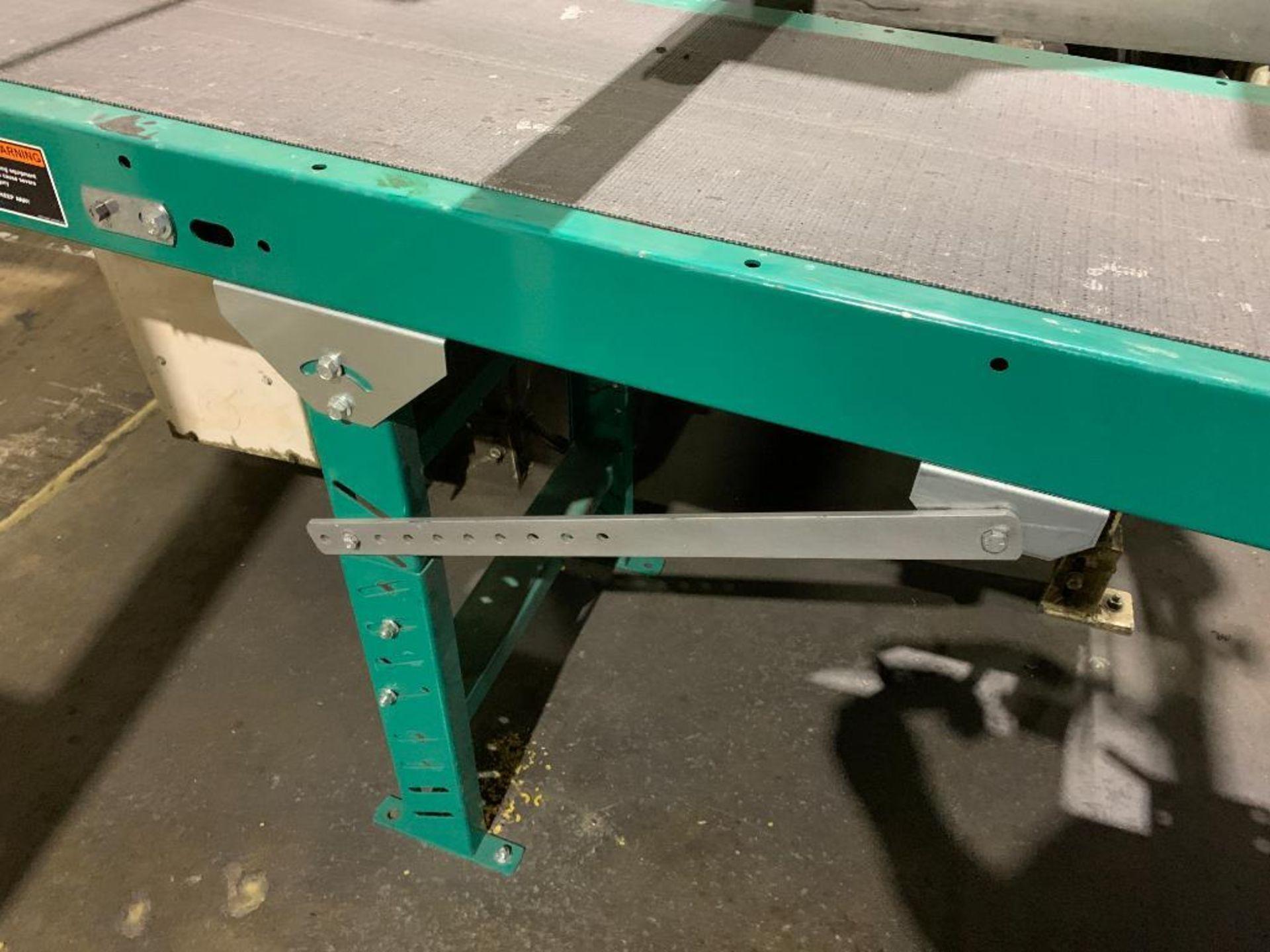 Automated Conveyor Systems mild steel conveyor - Image 3 of 9