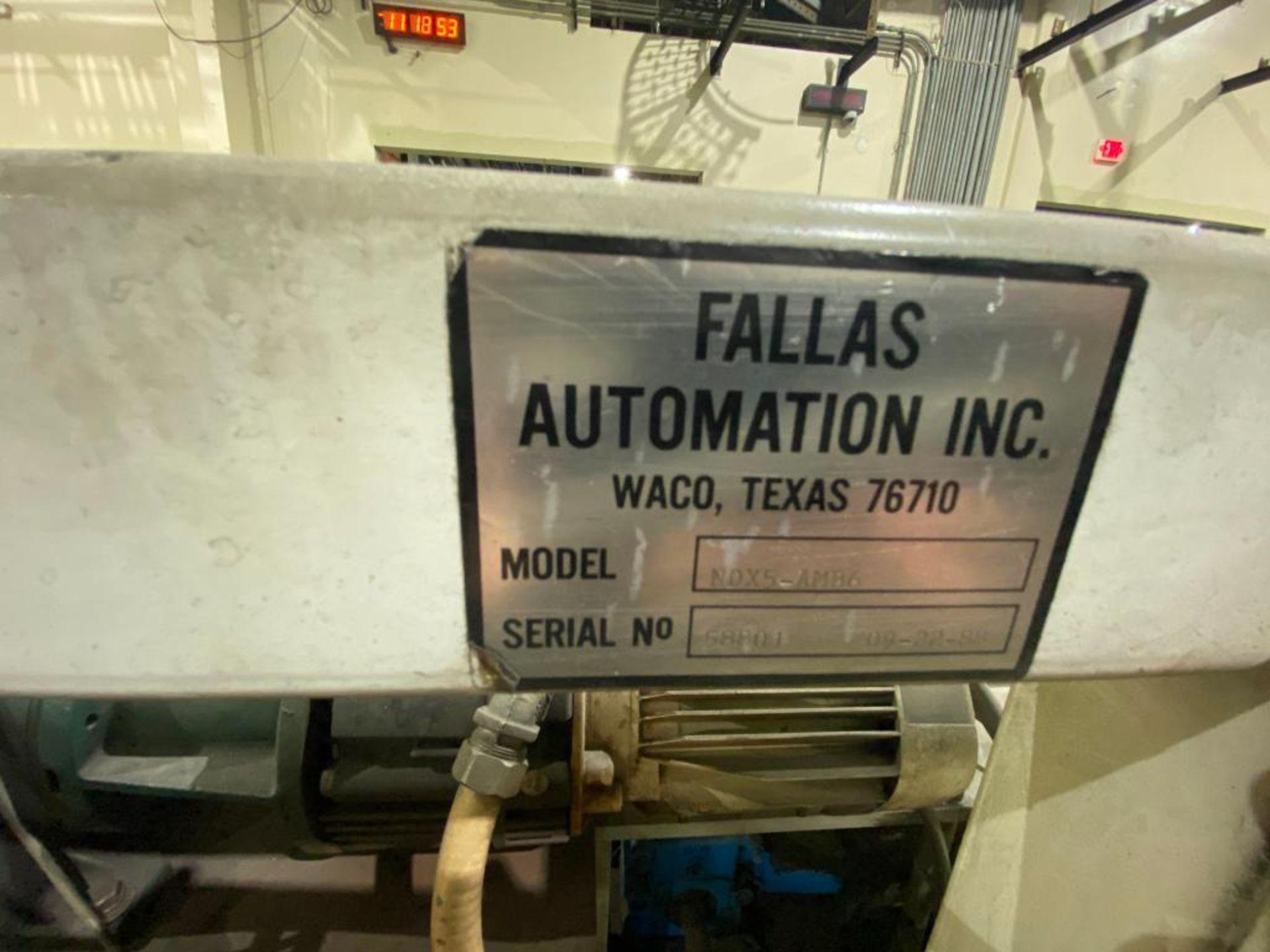 Fallas box erector/case packer - Image 3 of 39