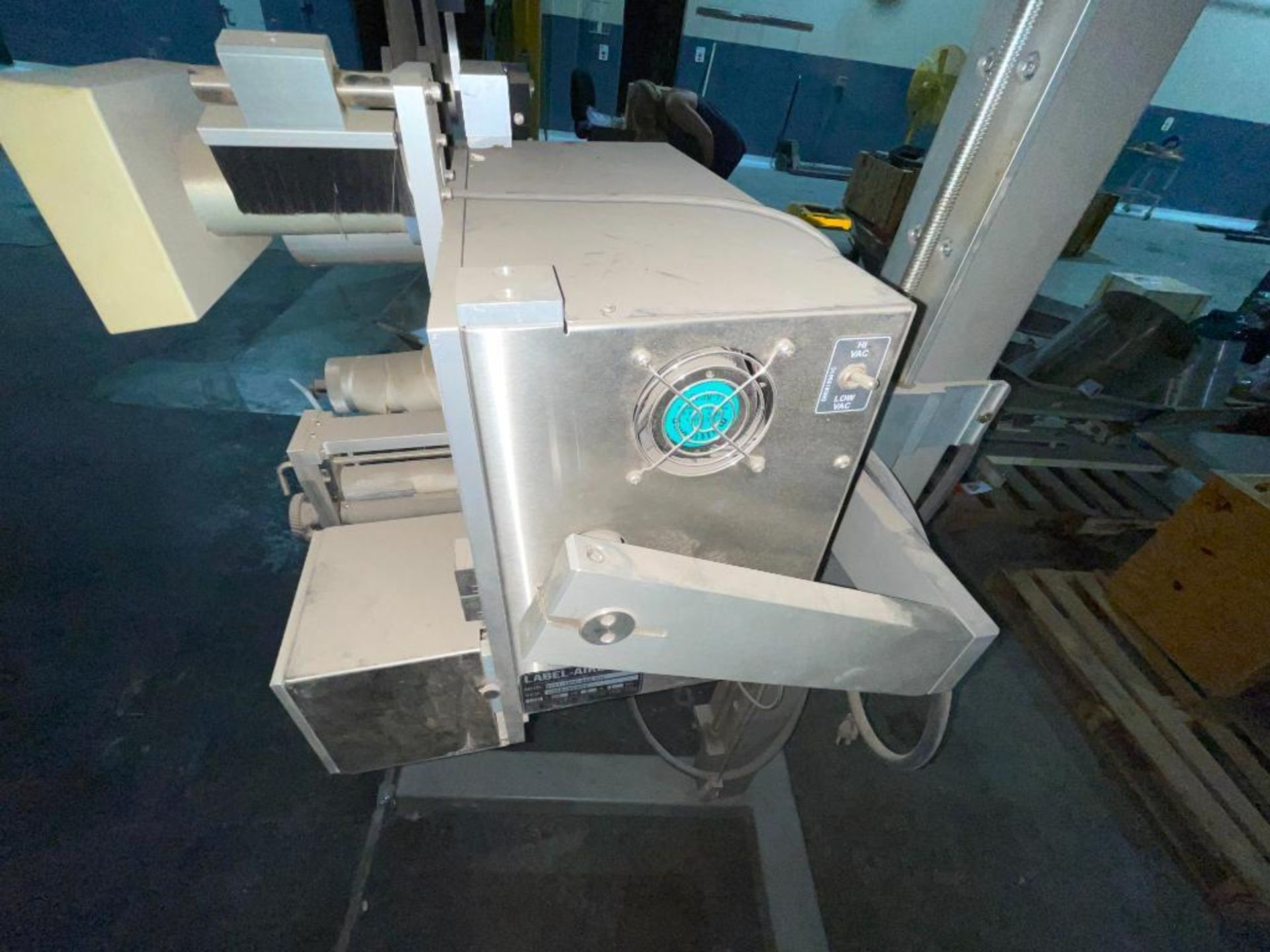 Label-Aire labeler - Image 4 of 10