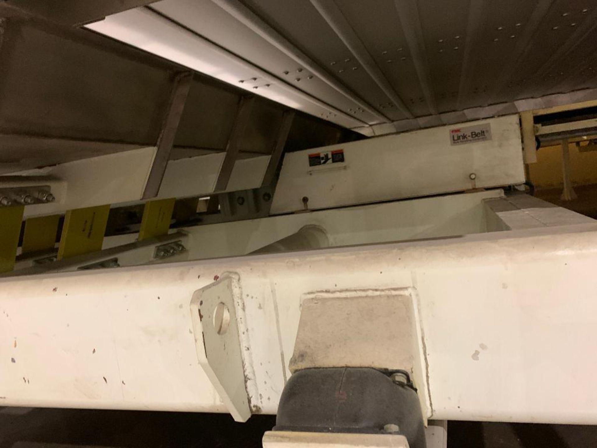Link-Belt vibratory conveyor - Image 8 of 13