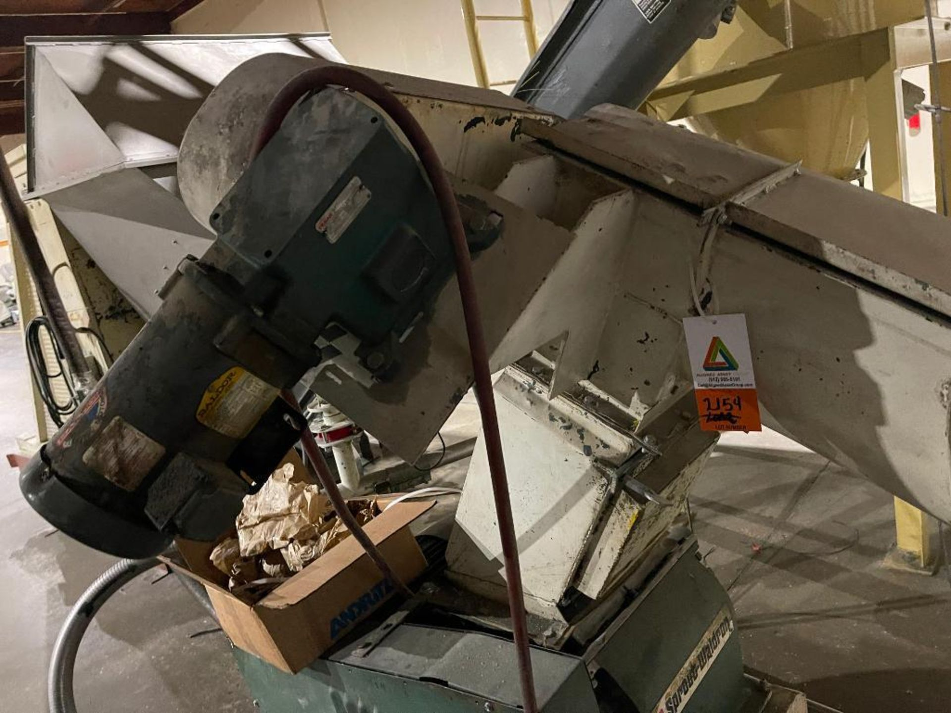 incline screw auger - Image 2 of 8