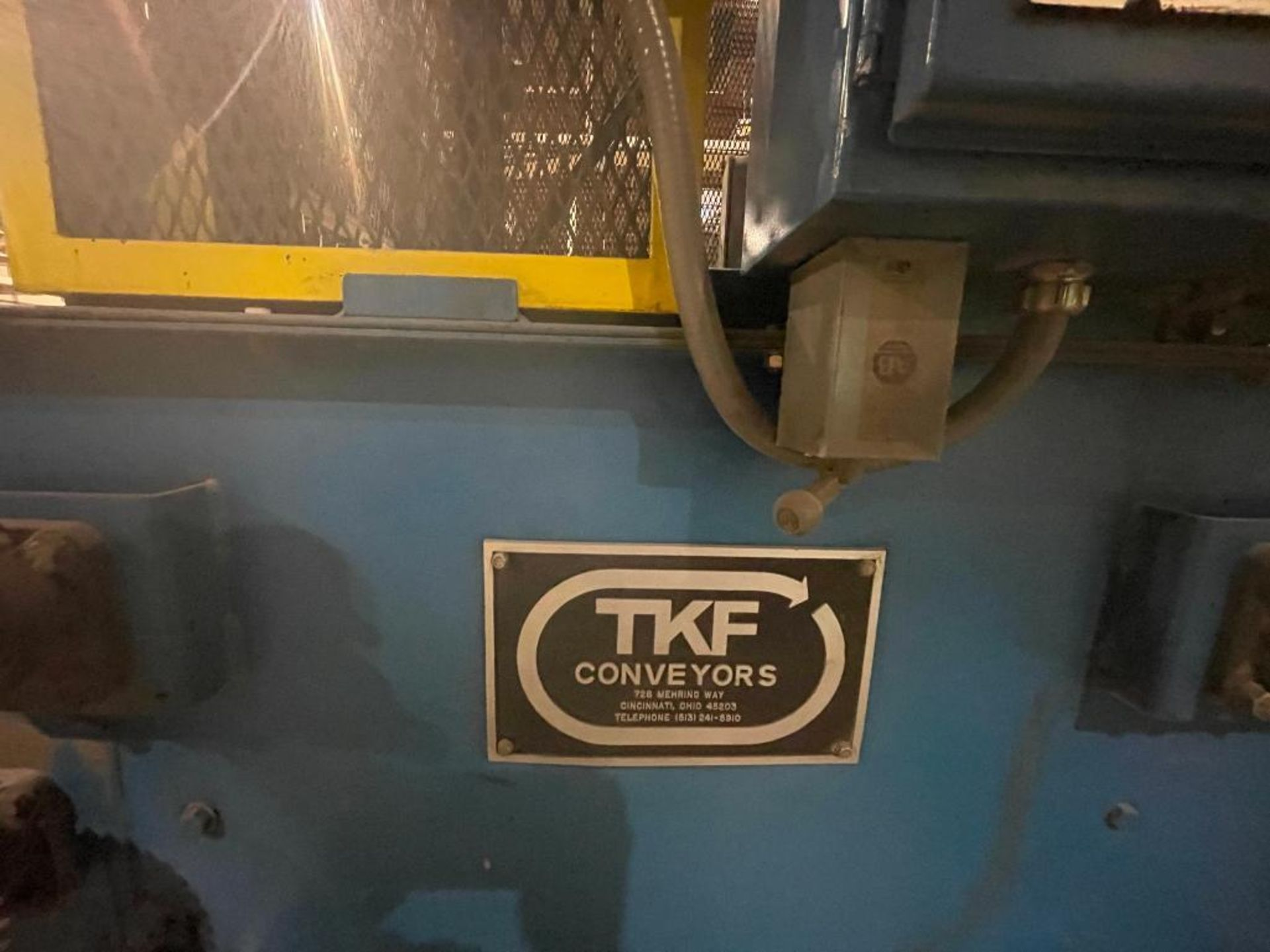 TKF vertical case elevator parts - Image 4 of 14