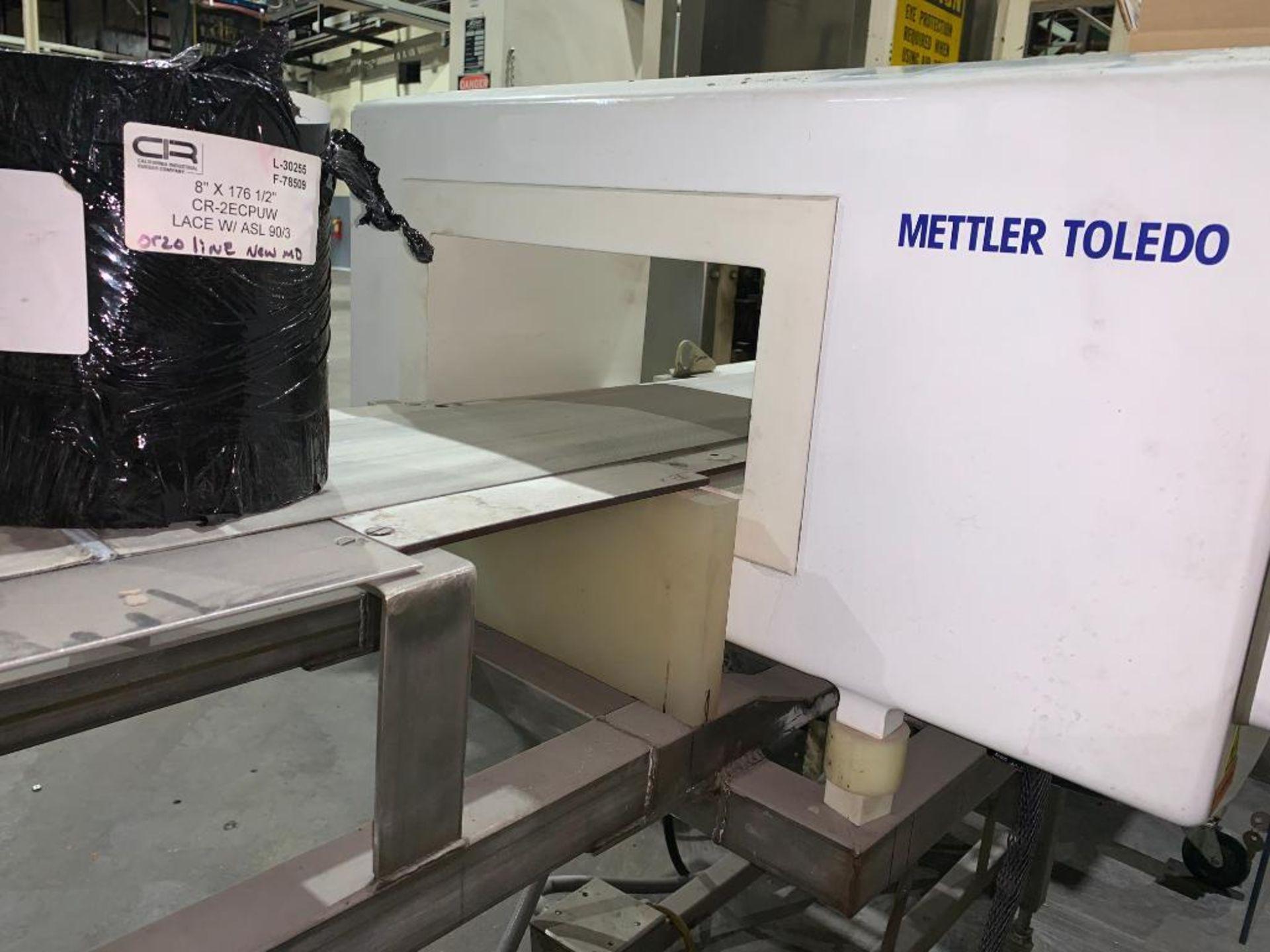 Mettler Toledo metal detector - Image 13 of 24